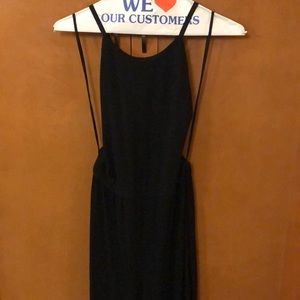Alice and Olivia Backless Cotton Jumper